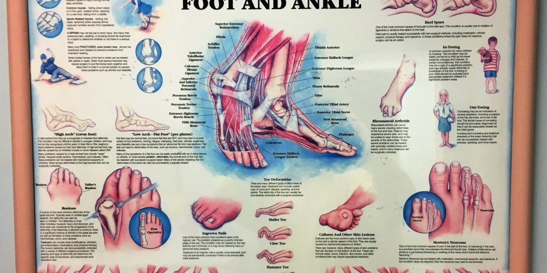 taking care of your foot and ankle