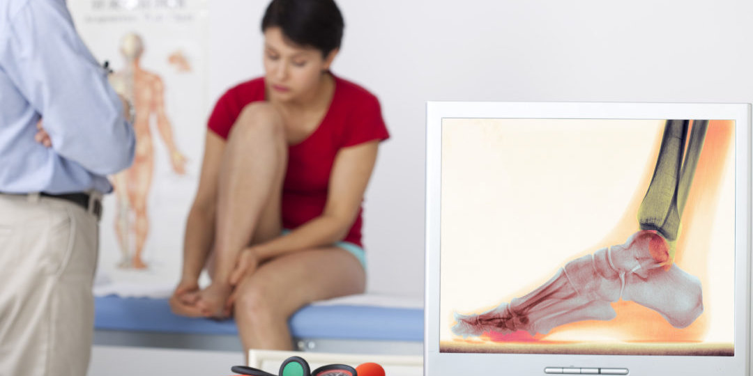 Ankle Joint Pain Treatment