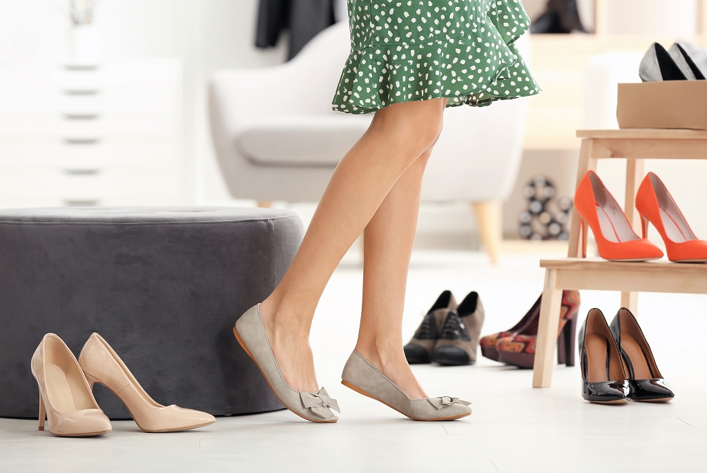 What Women Need To Know Before They Go Shoe Shopping