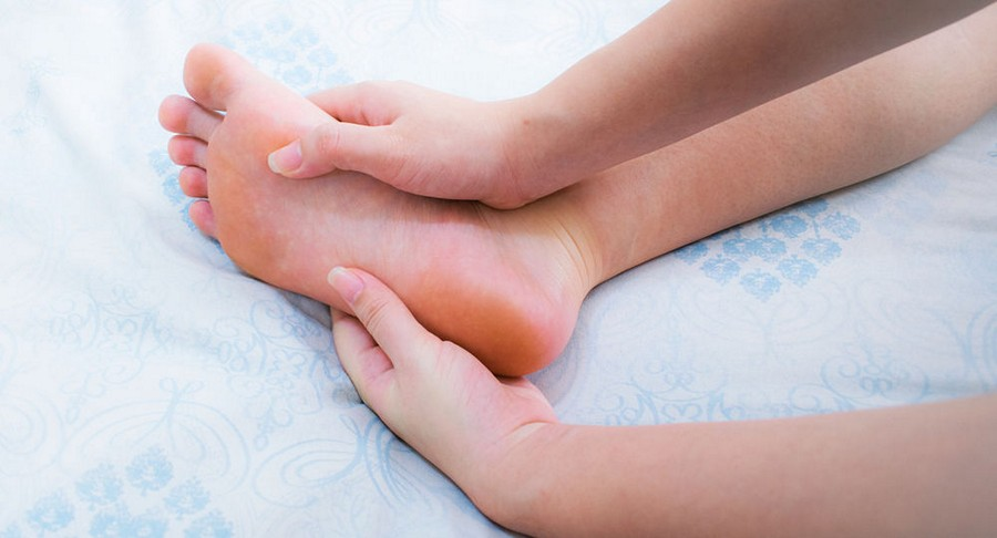 treatment for numbness in feet